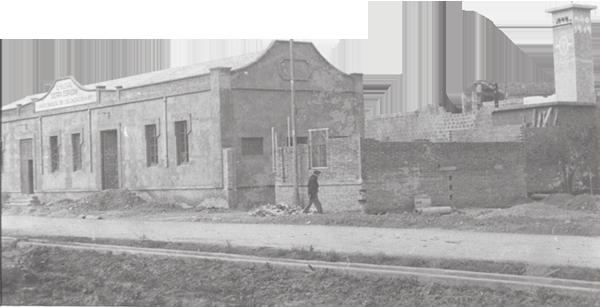 Almazara Sierra Espadán. Año 1949.